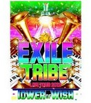 EXILE TRIBE LIVE TOUR 2012  TOWER OF WISH (DVD3枚組)は5165円!
